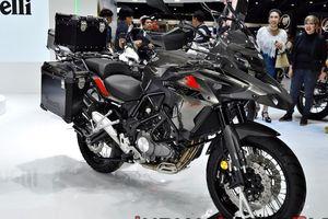 Chiêm ngưỡng Benelli TRK 502 tại Thai Motor Expo