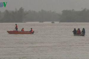 4 người thiệt mạng, hàng ngàn héc ta lúa ngập trong mưa lũ ở Nam Trung Bộ