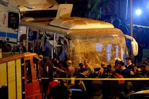 Nga lên án vụ đánh bom xe chở du khách Việt Nam ở Ai Cập
