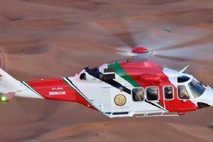 Ám ảnh khoảnh khắc trực thăng cứu hộ lộn vòng, lao đầu xuống núi khiến 4 người thiệt mạng