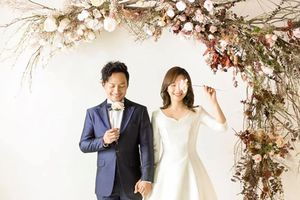 Hé lộ hình ảnh hiếm hoi tại đám cưới của Tiến Đạt và vợ 9X
