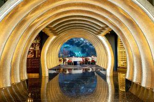Nhà hàng trong khách sạn xa xỉ bậc nhất Dubai có gì đặc biệt?