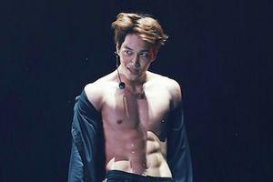 Chín sao nam sở hữu body 6 múi và cơ bắp ấn tượng nhất Kpop