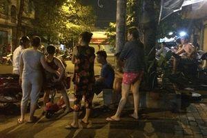 Giang hồ hỗn chiến tại Gài Gòn: Dân bàng hoàng kể
