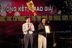 'Đà Nẵng của tôi' đoạt giải nhất ca khúc viết về Đà Nẵng năm 2018