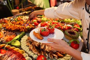 Cách ăn uống để không bị tăng cân dịp tết Dương lịch