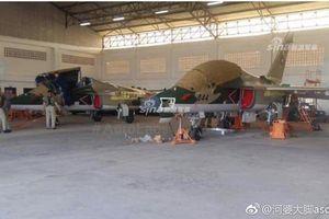 Không quân Lào thành lập hai phi đội tiêm kích từ Yak-130?