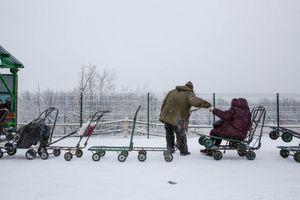 Cuộc sống ảm đạm của người dân ở miền Đông Ukraine