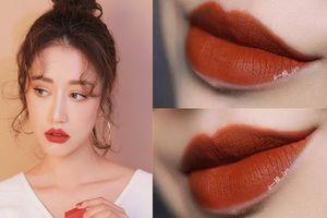 Top 5 màu son môi được dự đoán sẽ 'lên ngôi' trong năm 2019