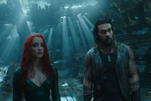 Tuần lễ cuối cùng của năm, 'Aquaman' tiếp tục bành trướng phòng vé toàn cầu