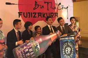 Tinh hoa bia thủ công Nhật Bản đã có mặt tại Việt Nam