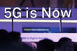 Mỹ đang xem xét cấm hoàn toàn Trung Quốc tham gia cuộc đua 5G