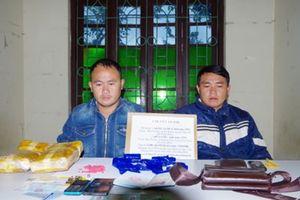 Đối tượng vận chuyển ma túy từ Lào về Việt Nam 'sa lưới'