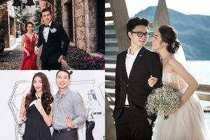 Sao Việt yêu nhanh cưới vội trong năm 2018 nhưng vẫn hạnh phúc