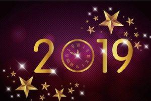 Lời chúc mừng năm mới 2019 ngắn gọn, cực kỳ hay và 'chất'