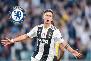 CHUYỂN NHƯỢNG (31/12): Chelsea nhắm Dybala thay Hazard, lộ diện mục tiêu của Barca