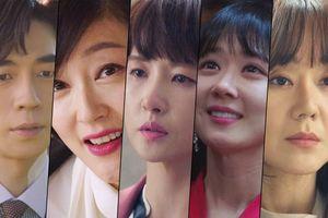 'Hoàn hậu cuối cùng' Jang Nara - Shin Sung Rok cạnh tranh Daesang tại 'SBS Drama Awards 2018'