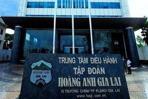 Các sếp Hoàng Anh Gia Lai liên tục bị xử phạt