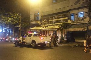Hiện trường vụ giang hồ nổ súng, dùng hung khí truy sát người ở TPHCM