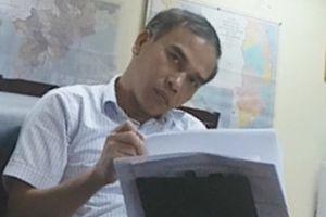 Vì sao quyền Trưởng phòng của Cục đường thủy nội địa Việt Nam bị bắt?