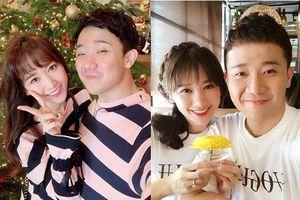 Trấn Thành - Hari Won: Đôi vợ chồng chăm diện đồ đôi nhất showbiz Việt