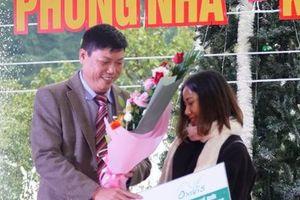 Giải đặc biệt chuyến thám hiểm hang Sơn Đoòng hấp dẫn ở Quảng Bình là ai?