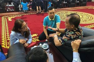 9 du khách đầu tiên từ Ai Cập đã về đến Việt Nam