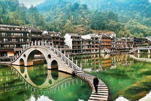 Ghé thăm 7 cổ trấn nghìn năm tuổi đẹp ngất ngây ở Trung Quốc