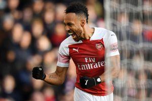 Arsenal mở màn năm 2019 bằng trận thắng 4-1