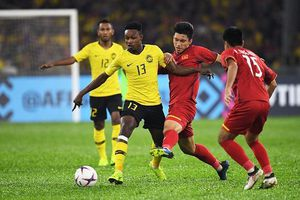 Ngôi sao Malaysia lĩnh án phạt nặng sau trận chung kết tại Mỹ Đình