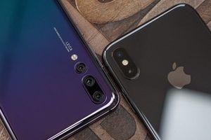 Huawei trở thành nhà sản xuất smartphone lớn thứ hai thế giới