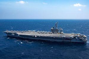 Chuẩn đô đốc Trung Quốc nói Mỹ sẽ sợ nếu bị đánh chìm 2 tàu sân bay