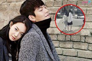 Trái ngược giữa ồn ào của Kai và Jennie, Kim Woo Bin và Shin Min Ah âm thầm nắm tay nhau sau biến cố ung thư