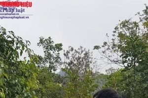 Chủ tịch huyện Sơn Dương lắng nghe 'nửa vời' với cư dân phản ánh mỏ đá gây ô nhiễm?