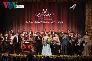 'V-Concert' - Hòa nhạc năm mới mừng 2019