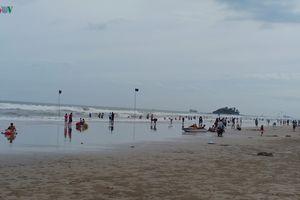 60 trường hợp đuối nước được cứu sống ở biển Vũng Tàu