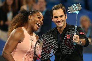 Serena: 'Đối đầu với Federer là trận đấu đáng nhớ nhất sự nghiệp'