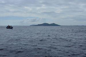 Nhận chìm 15,5 triệu m3 vật chất: Hết cách mới làm?