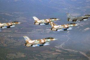 Israel vẫn sắp đánh lớn vào Syria?