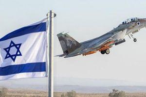 Israel bị bắt quả tang triển khai máy bay gián điệp Syria