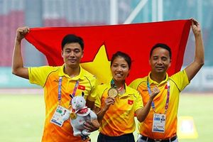 Những vận động viên tiêu biểu của thể thao Việt Nam năm 2018