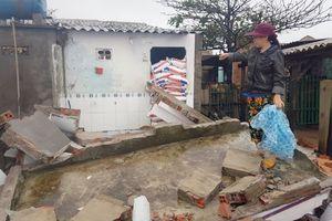 Phú Yên giúp dân khắc phục thiệt hại triều cường