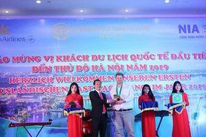 Hà Nội đón gần 260.000 lượt khách trong dịp nghỉ Tết Dương lịch 2019