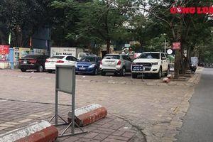 Quận Cầu Giấy, Hà Nội: Cần xử lý nghiêm những vi phạm lấn chiếm vỉa hè, lòng đường