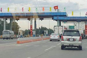 Bắt 5 người giấu doanh thu phí cao tốc TP.HCM - Trung Lương