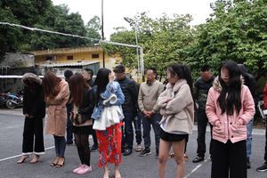 Hưng Yên: Phát hiện 16 thanh niên sử dụng ma túy sau tiệc tất niên