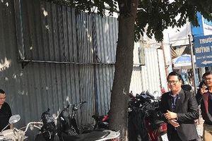 Vì sao Công an Thanh Xuân Trung mượn đất của doanh nghiệp nhưng không trả?