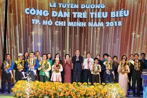 TPHCM tuyên dương 9 công dân trẻ tiêu biểu