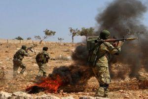 Phiến quân hỗn chiến đẫm máu ở Bắc Syria, 17 chiến binh bỏ mạng