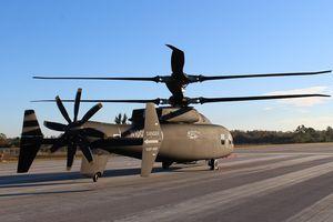 Trực thăng tương lai của Sikorsky và Boeing sẽ bay nhanh gấp đôi trực thăng thông thường
